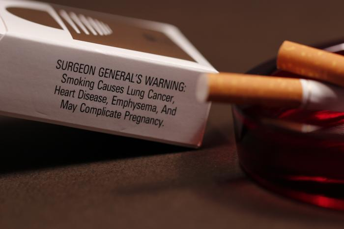 warning label cigarettes